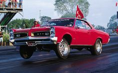 1966 GTO Pontiac