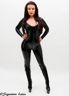 Catsuit by Signature Latex