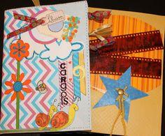 Personalitzant quaderns.