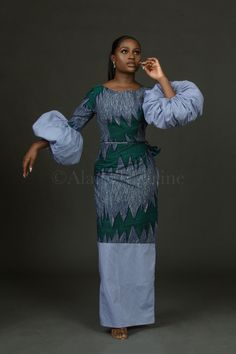 Inspired by Iro and Buba - Alainé by Celine presents Virgo Collection