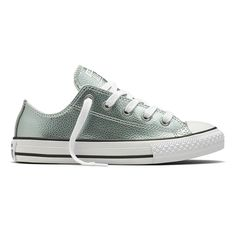 Girls Sneakers | CTAS OX METAL LEATHER by Converse