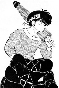 Ryoga Hibiki... One Of My Top Favorites From The Ranma Series