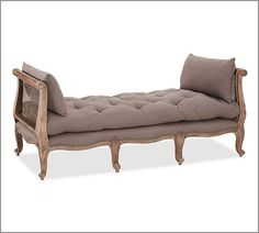 This is the PB daybed I got 6 years ago - still think it's absolutely gorgeous & it's stood up to 3 dogs, 2 cats & 2 kids