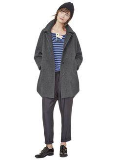 The Topper Coat