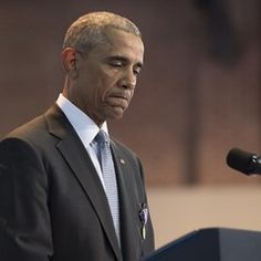 US President Barack Obama at Armed Forces Full Honor Review Farewell Ceremony