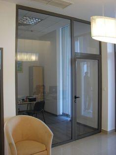 Tamplarie aluminiu / Office Monaco Towers / Bucuresti Towers, Monaco, Mirror, Furniture, Home Decor, Decoration Home, Tours, Room Decor, Mirrors