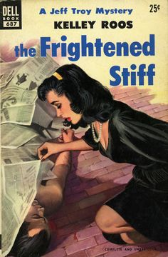 The Frightened Stiff - Pulp Covers