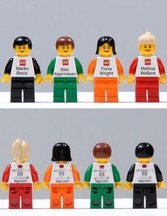 Lego Business Card – Coolest Business Card Design Ever