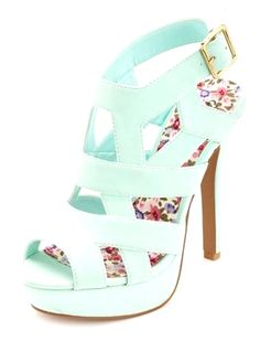 love the colour and the pattern inside ♥ heels outfits classy