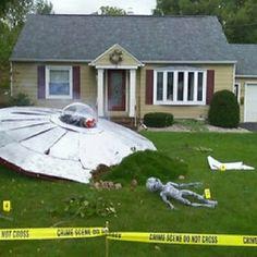 UFO crash I want one...