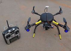 Only Flying Machines | OFM ASD-650 – Your Personal Aerial Surveillance Drone