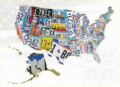 7. Visit all 50 States & Road Trip from East Coast to West Coast