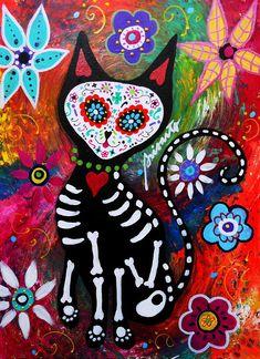 Google Image Result for http://images.fineartamerica.com/images-medium-large/1-cat-dia-de-los-muertos-pristine-cartera-turkus.jpg