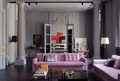 Paris Apartment En Gris | Interior Design Files