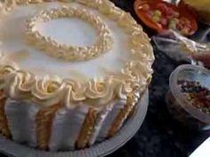 2ª Parte da decoração do bolo do Dia das Crianças - YouTube