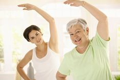 Elderly Posture Maintaining good posture for seniors and the elderly is vital not only when exercising but also for posture support as we go… Personal Fitness, Personal Trainer, Fitness Senior, Lumbar Spinal Stenosis, Epsom, Posture Support, Posture Exercises, Good Posture, Elderly Care