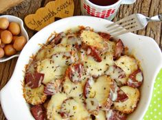 Greek Cooking, Cooking Time, Turkish Recipes, Ethnic Recipes, Breakfast Items, Potato Salad, Mashed Potatoes, Cauliflower, Tea Party