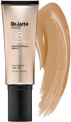 Jart+'s Premium Beauty Balm SPF 45 at Sephora. A cult-favorite all-in-one beauty balm perfects the complexion. Bb Beauty, Beauty Balm, Natural Beauty, Beauty Tips, Bb Cream For Acne, Blemish Balm, Essence Makeup, Oily Skin Care, Dry Skin