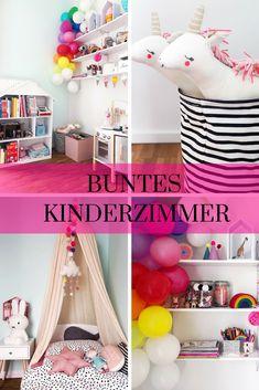 Kinderzimmer Bunt: Aufbewahrungsideen Fürs Kinderzimmer