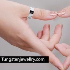 Non Piercing Jewelry Tungsten Ring   RRP: Price: $89.00