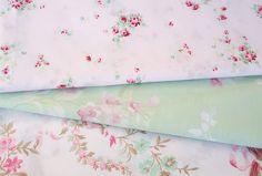 Rachel Ashwell Shabby Chic fabric by nanaCompany, via Flickr