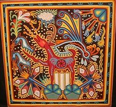 Peyote People - Huichol Indian Art, Culture and Tours / The Art