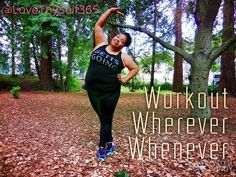 What's your workout today Lola girls?  Find time to do your favorite workout just like @lovethyself365 in beautiful Northern California. #love #lovethyself #lolagetts #workout #curvy #active #activewear