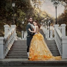 """""""Beauty and the Beast"""" by IrinaDzul"""
