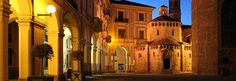 Tornato dalle vacanze si tirano le somme: sono a Biella, in Piemonte. Una piccola città a misura d'uomo. L'inizio di un Diario che potrete leggere sul Blog.