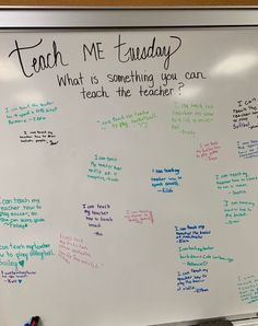 Teach me Tuesday // morning message Future Classroom, School Classroom, Classroom Activities, Classroom Ideas, English Teacher Classroom, Elementary Teacher, Elementary Education, School Teacher, Upper Elementary