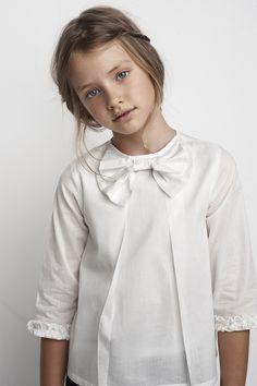 Sweet blouses www.sainteclaire.es