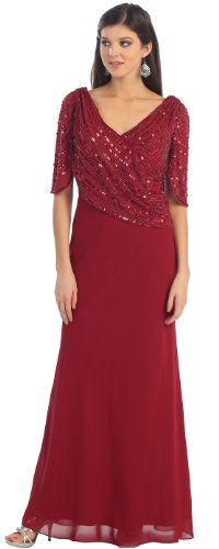 MOB Mother of the Bride Formal Evening Dress #996 (3XL, Burgundy) US Fairytailes http://www.amazon.com/dp/B00FAFI8OK/ref=cm_sw_r_pi_dp_e5EPtb06GK37FJKJ