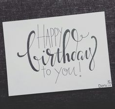 www doralijn.jouwweb.nl Happy birthday to you! Mijn moeder is vandaag jarig . . . . #doralijn #dutchlettering #letterart #lettering #modernlettering #handletteren #letters #handlettering #handlettered #handgeschreven #handdrawn #handwritten #creativelettering #creativewriting #creatief #typography #typografie #moderncalligraphy #handmadefont #handgemaakt #doodle #forsale #diy #illustrator #illustration #typespire #dailytype #quote #happybirthday #birthdaygirl