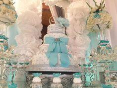 Tiffany Quinceañera Party Ideas | Photo 1 of 24
