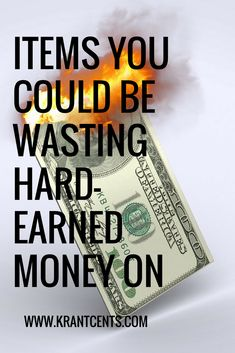 Click to find out more about items you could be wasting your hard-earned money on!