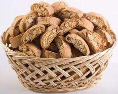 Biscuit croquant aux amandes et au miel