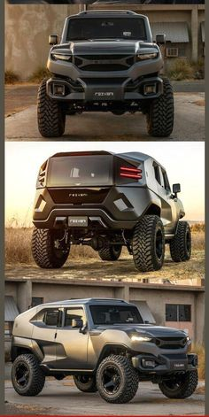 Intriguing Truck & Car Photos Give an Insightful Look into Life on the Road. Amazing pictures & video to Intriguing Truck & Car Photos Give an Insightful Look into Life on the Road. Custom Trucks, Custom Cars, Cool Trucks, Cool Cars, Image Avion, Supercars, Carros Lamborghini, Futuristic Cars, Jeep Truck