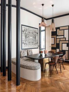 Anne-Sophie Pailleret: Faubourg Saint-Honoré apartment