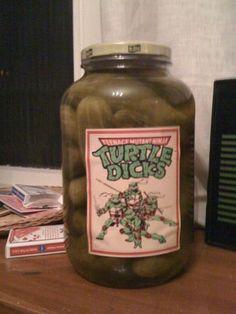 turtle dicks