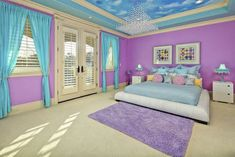 colors for girls room?