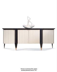 MODERN DESIGN| modern furniture | bocadolobo.com/ #consoletableideas #modernconsole