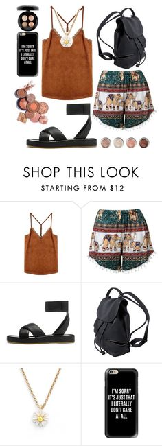 """Untitled #84"" by julietarequena on Polyvore featuring rag & bone, Terre Mère, Kate Spade, Casetify and MAC Cosmetics"