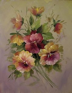 Jansen Art Online Store - SP1004 Pansies, $19.95 (http://www.jansenartstore.com/sp1004-pansies/)