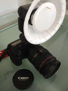 Kirsty Wiseman Photography - Wigan and North West: DIY Beauty Dish - for £1