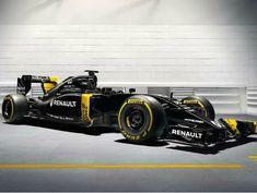 R.S. 16, o F1 da Renault na temporada 2016