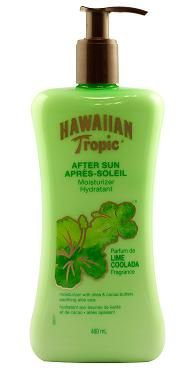 Hawaiian Tropic Lime Coolada after Sun Moisturizer with Shea And Cocoa Butter Beauty Skin, Health And Beauty, Aloe Vera For Skin, Tanning Tips, Hawaiian Tropic, After Sun, Cosmetic Items, Sun Care, Beauty Secrets