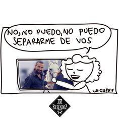 #JoseLuisResendez en un comic. Base ®LaCope