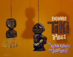 Disneyland Enchanted Tiki Babies | Via: Miehana (Kevin Kidney)