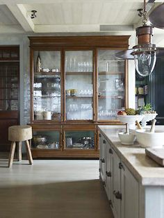 How to decorate a small kitchen red and grey kitchen decor,kitchen remodel inspiration indian kitchen furniture design,kitchen cabinets and drawers small kitchen layout ideas. Kitchen Pantry, New Kitchen, Kitchen Storage, Kitchen Decor, Glass Kitchen, Kitchen Hutch, Unfitted Kitchen, Kitchen Ideas, Pantry Storage