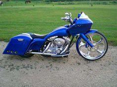 Harley-Davidson Road Glide Bagger